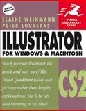 Illustrator Cs2 for Windows and Macintosh, Peter Lourekas and Elaine Weinmann, 0321336569