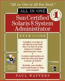 Sun Certified Solaris 8 System Administrator, Watters, Paul, 0072126574
