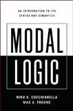 Modal Logic : An Introduction to Its Syntax and Semantics, Cocchiarella, Nino B. and Freund, Max A., 0195366573