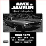 AMX and Javelin, 1968-1974, R. M. Clarke, 1855206579