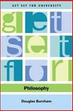 Get Set for Philosophy, Burnham, Douglas, 0748616578