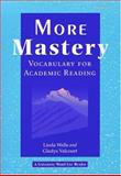 More Mastery, Gladys Valcourt and Linda Wells, 047208657X