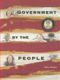 Government by the People, James MacGregor Burns, J. W. Peltason, Thomas E. Cronin, David B. Magleby, 0130116572