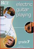 Electric Guitar Playing: Grade 7, Tony Skinner, 1898466572