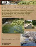 Recent (2008?10) Concentrations and Isotopic Compositions of Nitrate and Concentrations of Wastewater Compounds in the Barton Springs Zone, South-Central Texas, and Their Potential Relation to Urban Development in the Contributing Zone, U. S. Department U.S. Department of the Interior, 1499556578