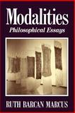 Modalities : Philosophical Essays, Marcus, Ruth Barcan, 0195096576