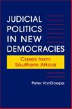 Judicial Politics in New Democracies 9781588266576