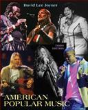 American Popular Music, Joyner, David Lee, 0073526576