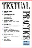 Textual Practice:Vol 7, Issue 3. Special Issue - Desire, , 041509657X