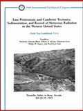Late Proterozoic and Cambrian Tectonics, Sedimentation, and Record of Metazoan Radiation in the Western United States, Nickolas Christie-Blick, Marjorie Levy, Jeffrey F. Mount, Philip W. Signor, Paul Karl Link, 0875906575