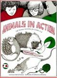 Animals in Action : Life Science Activities for Grades 5b, Barrett, Katherine, 0924886579