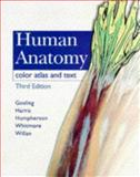Atlas of Human Anatomy, Gosling, John A. and Harris, Philip F., 0723426570