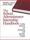The School Administrator Internship Handbook 9780761976578