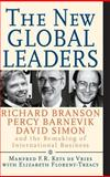 The New Global Leaders, Elizabeth Florent-Treacy and Manfred F. R. Kets de Vries, 0787946575