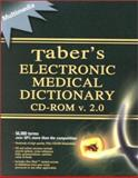 Taber's Cyclopedic Medical Dictionary 2.0, , 0803606575
