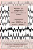 Animals and Temperature : Phenotypic and Evolutionary Adaptation, , 0521496586
