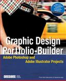 Graphic Design Portfolio-Builder, Sessions.edu Staff, 0321336585