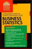 Business Statistics, Downing, Douglas D. and Clark, Jeff, 0812096584