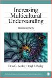 Increasing Multicultural Understanding, Locke, Don C. and Bailey, Deryl F., 1412936586