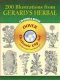 200 Illustrations from Gerard's Herbal, John Gerard, 0486996581