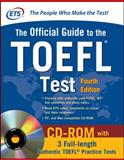 Official Guide to the TOEFL Test, Educational Testing Service, 0071766588