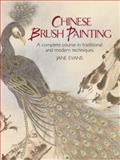 Chinese Brush Painting, Jane Evans, 0486436586