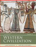 Western Civilization : Volume a: To 1500, Jackson J. Spielvogel, 128543658X
