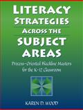 Literacy Strategies Across the Subject Areas 9780205326587