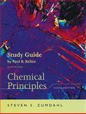 Chemical Principles Print Study Guide, Zumdahl, Steven S., 0618946586