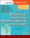 Jekel's Epidemiology, Biostatistics, Preventive Medicine, and Public Health : With STUDENT CONSULT Online Access, Katz, David L. and Wild, Dorothea, 1455706582