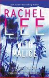 With Malice, Rachel Lee, 1551666588