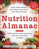 Nutrition Almanac, Kirschmann, John D. and Nutrition Search, Inc Staff, 0071436588