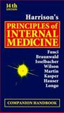 Harrison's Principles of Internal Medicine, Fauci, Anthony S., 0071356584