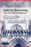 Judicial Reasoning under the UK Human Rights Act, , 052117659X