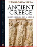 Handbook to Life in Ancient Greece, Adkins, Lesley and Adkins, Roy, 0816056595