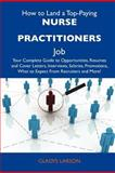 How to Land a Top-Paying Nurse Practitioners Job, Gladys Larson, 1486126596