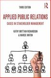 Applied Public Relations 3rd Edition