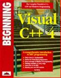 Beginning Visual C++ 4.0, Horton, Ivor, 1874416591