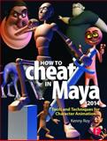 How to Cheat in Maya 2014, Kenny Roy, 0415826594