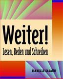 Weiter! : Lesen, Reden, und Schreiben, Salaün, Isabelle, 047157659X