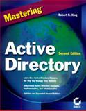 Mastering Active Directory, King, Robert, 0782126596