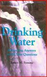 Drinking Water, James Symons, 0890966591