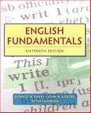 English Fundamentals Plus MyWritingLab with EText -- Access Card Package 16th Edition