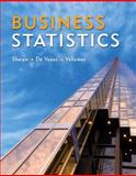 Business Statistics, Sharpe, Norean Radke and De Veaux, Richard D., 0321426592