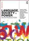 Language, Society and Power : An Introduction, Mooney, Annabelle and Thomas, Linda, 0415576598