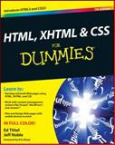 HTML, XHTML and CSS for Dummies, Ed Tittel and Jeff Noble, 0470916591