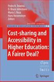 Cost-sharing and Accessibility in Higher Education: A Fairer Deal? : A Fairer Deal?, , 1402046596