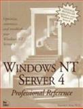 Windows NT Server 4 Professional Reference, Siyan, Karanjit S., 156205659X