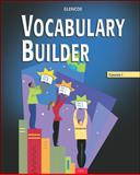 Vocabulary Builder Course 1, Glencoe McGraw-Hill, 0078616603