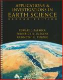 Applications and Investigations in Earth Science 2nd Edition